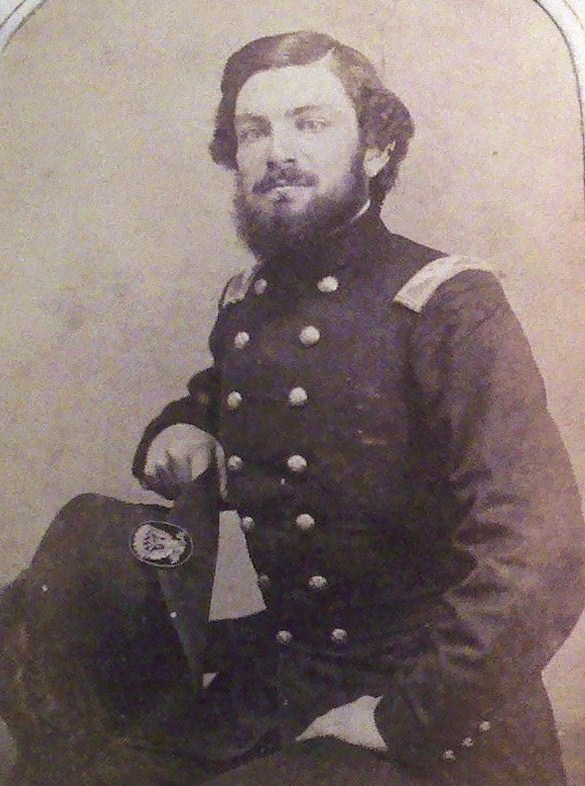 Col Wager Swayne Edwin L Lybarger S Civil War